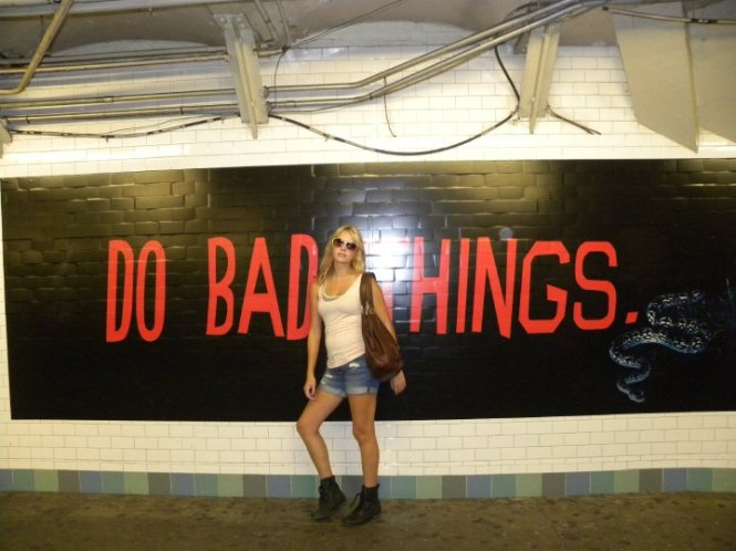 Do Bad Things NYC