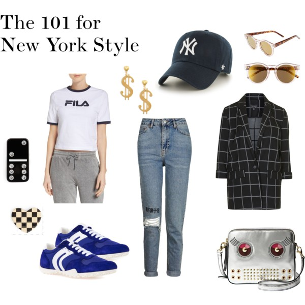 The 101 for NY style